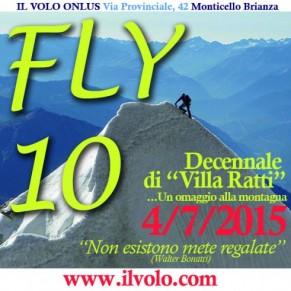FLY 10 – Festa di Villa Ratti
